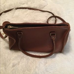 Brown Coach Vintage